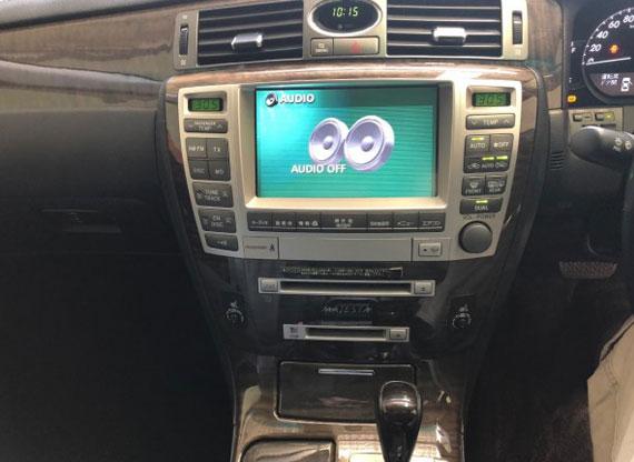 2005 Toyota Crown Majesta V8