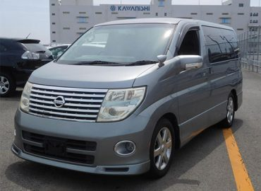 2007 Nissan Elgrand Highway Star