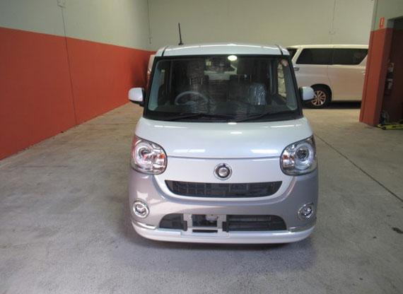 2017 Daihatsu Move Canbus G Make Up SA2