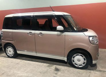 2017 Daihatsu Move Canbus G Make Up SA2