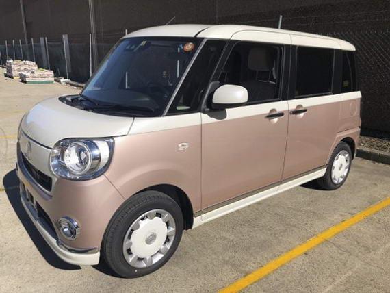 2017 DAIHATSU MOVE CANBUS G MAKEUP SA2