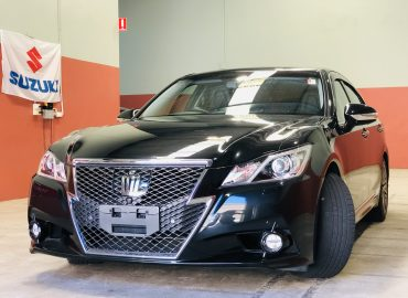 2013 TOYOTA CROWN ATHLETE G 3.5L