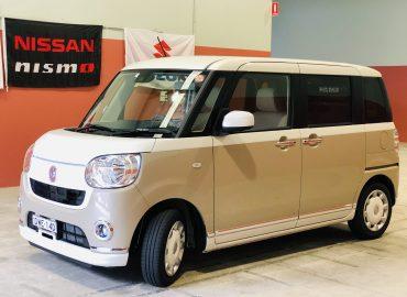 2017 DAIHATSU MOVE CANBUS X LIMITED SA2