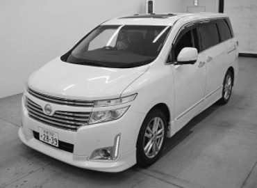 2010 NISSAN ELGRAND 350 HIGHWAY STAR