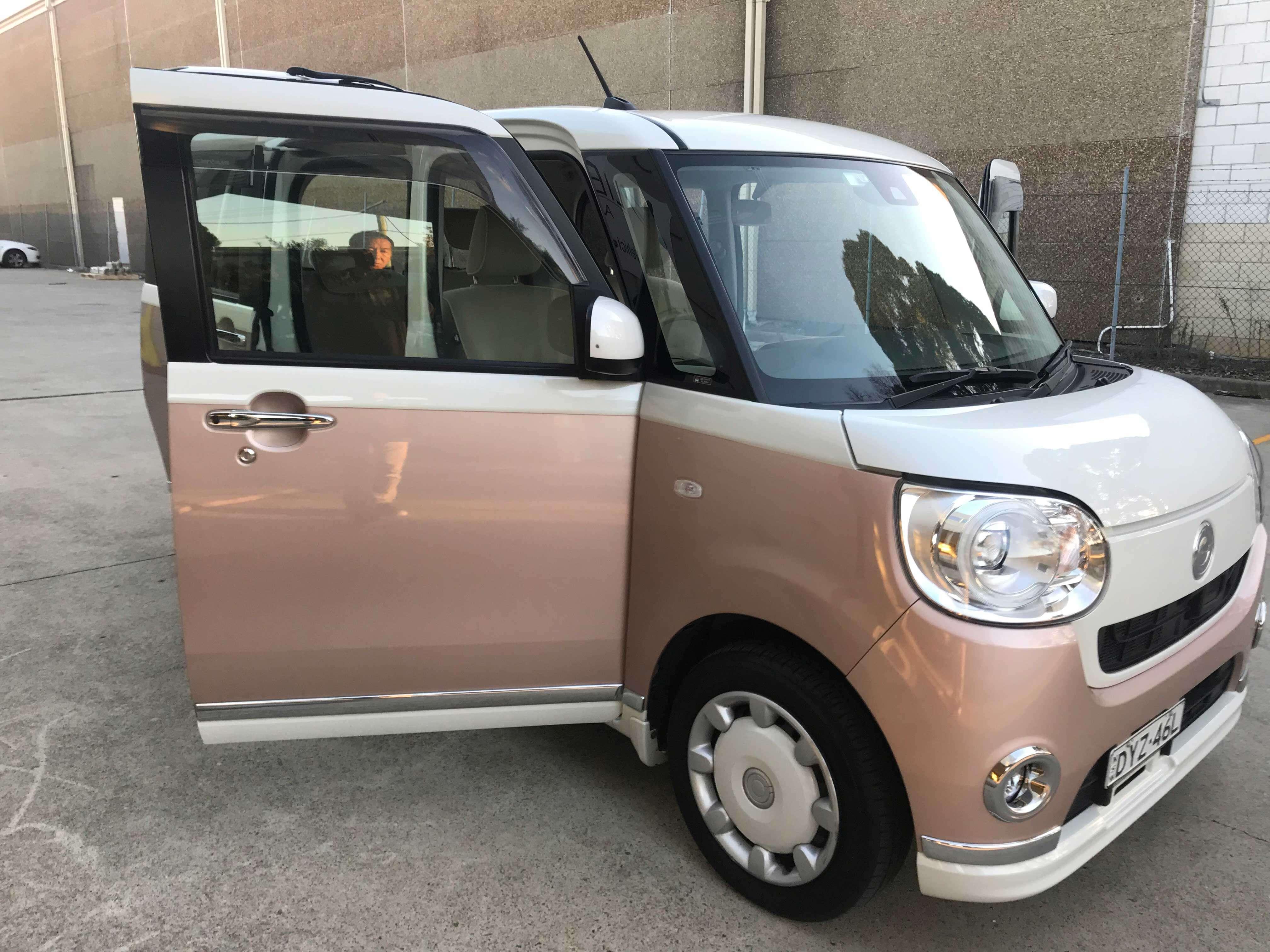 2017 Daihatsu MoveCanbus Gmakeup SA3