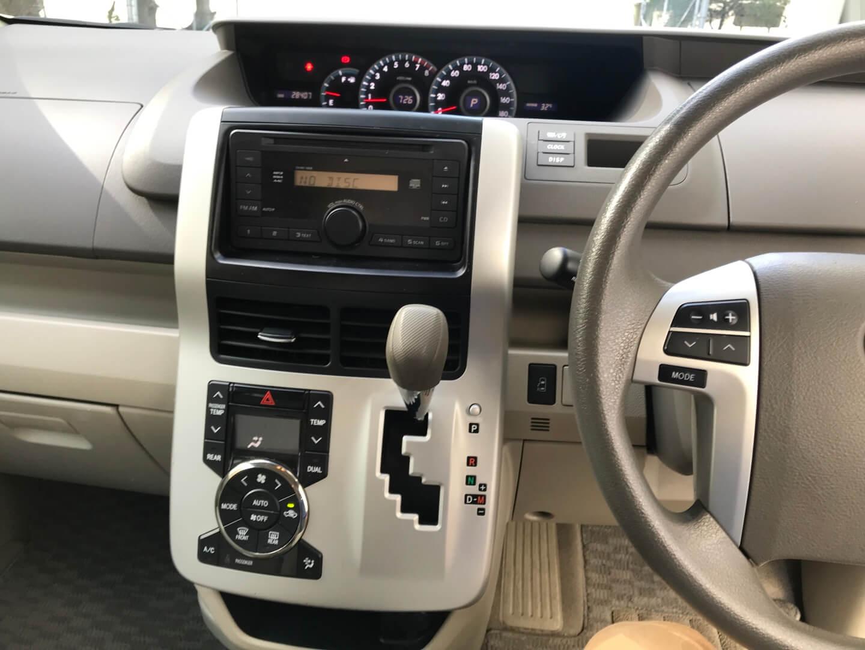LA54 Toyota Noah Welcab X Passenger lift up