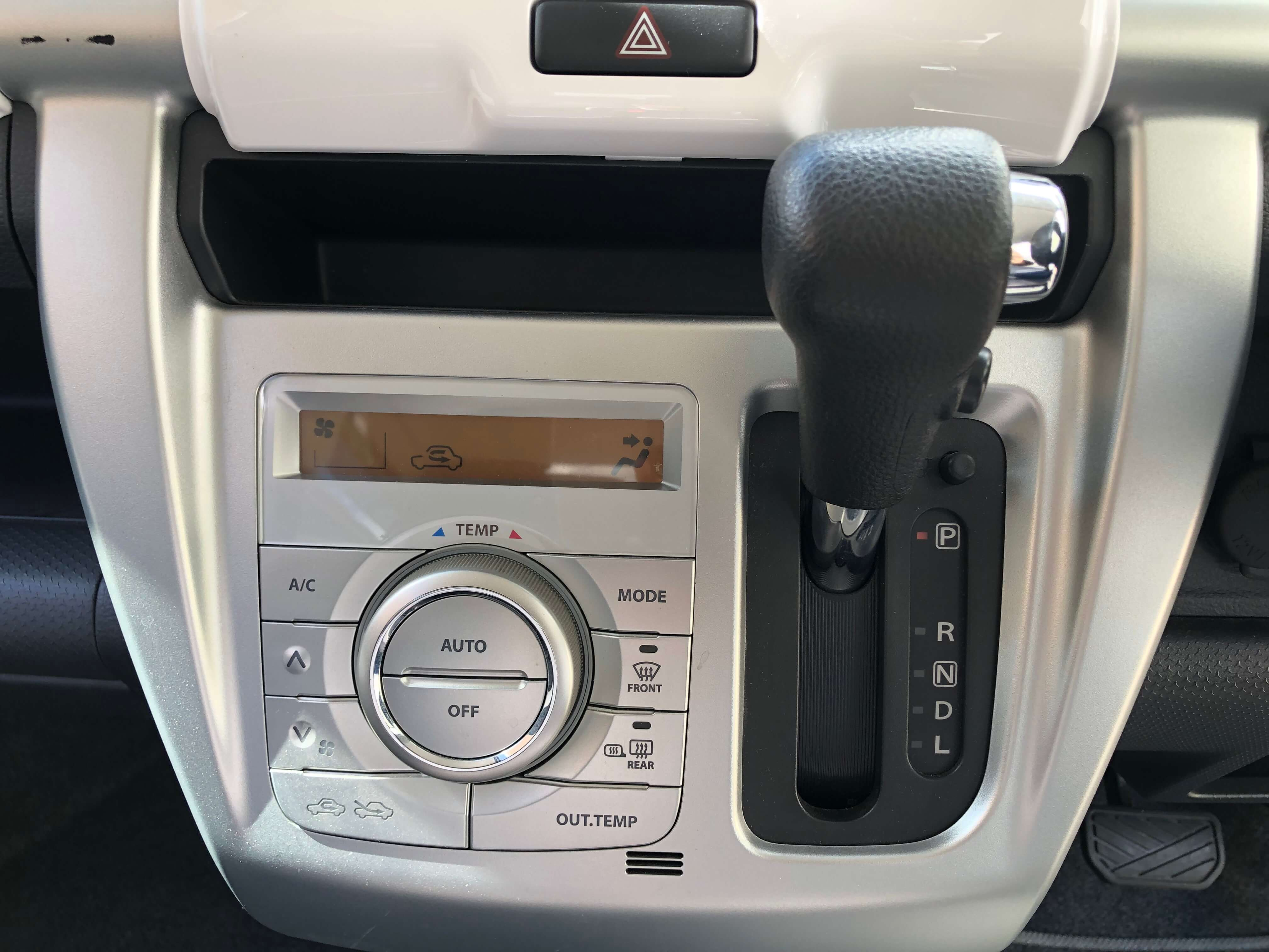2015 Suzuki Hustler X Turbo