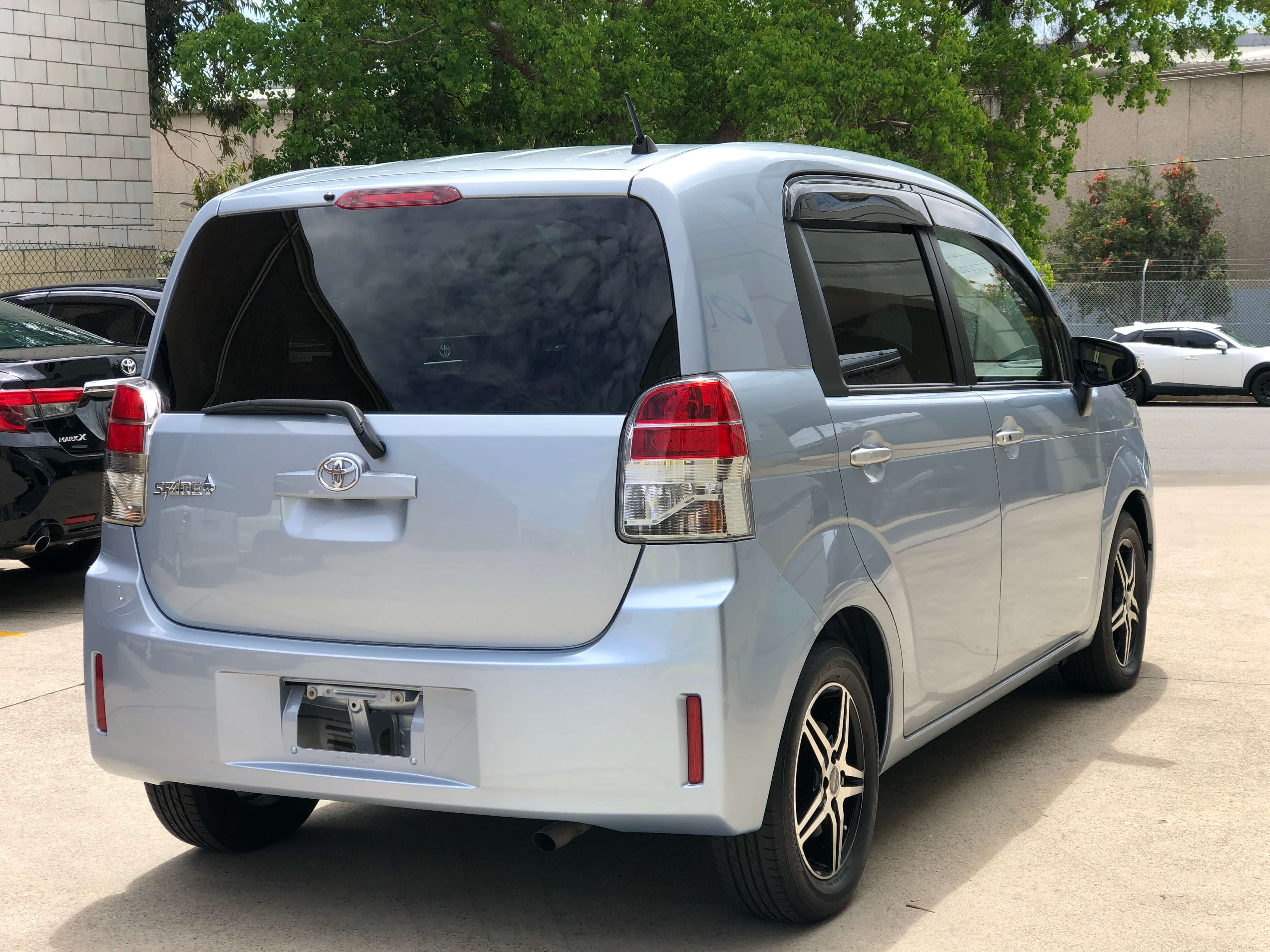 2012 Toyota Spade X Welcab Liftup