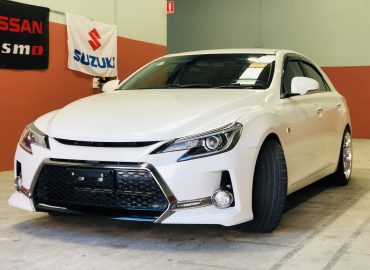 2013 Toyota Mark X 350S G's