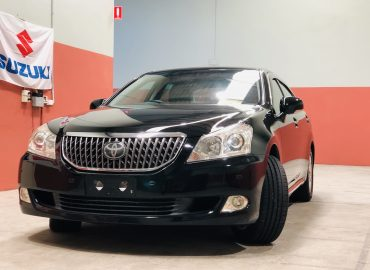 2009 Toyota Crown Majesta G