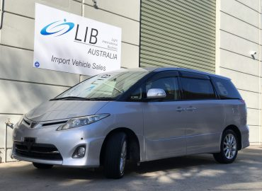 2009 Toyota Estima Aeras